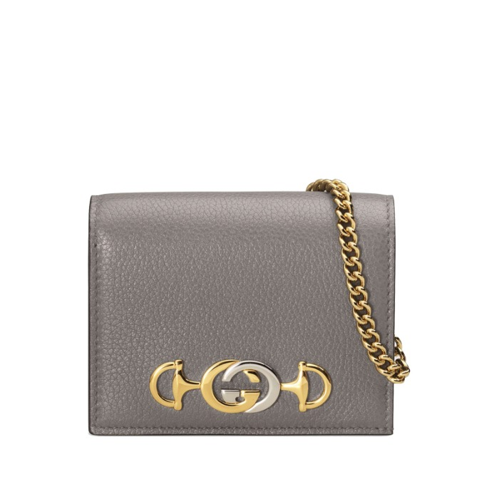 유럽직배송 구찌 주미 카드 지갑 GUCCI ZUMI GRAINY LEATHER CARD CASE WALLET 5706601B90X1275