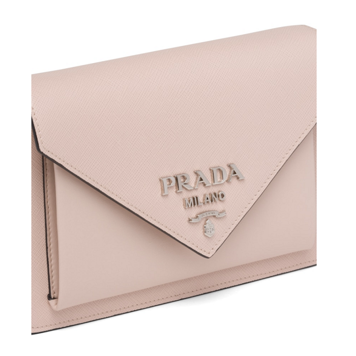 유럽직배송 프라다 사피아노 미니 숄더백 PRADA SAFFIANO LEATHER MINI ENVELOPE BAG 1BP020_2EVU_F0NZ2_V_NOO