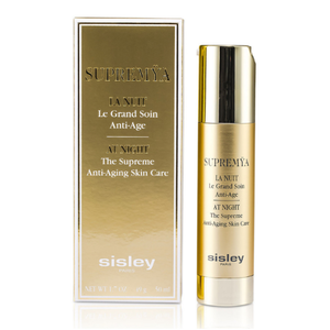 유럽직배송 시슬리 수프리미아 Sisley Anti-Aging Care Supremya At Night 50ml