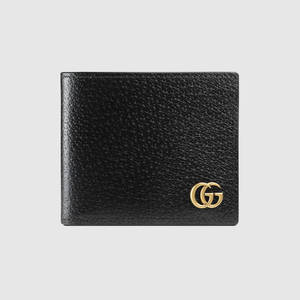 유럽직배송 구찌 GUCCI GG MARMONT LEATHER BI-FOLD WALLET 428726 DJ20T 1000