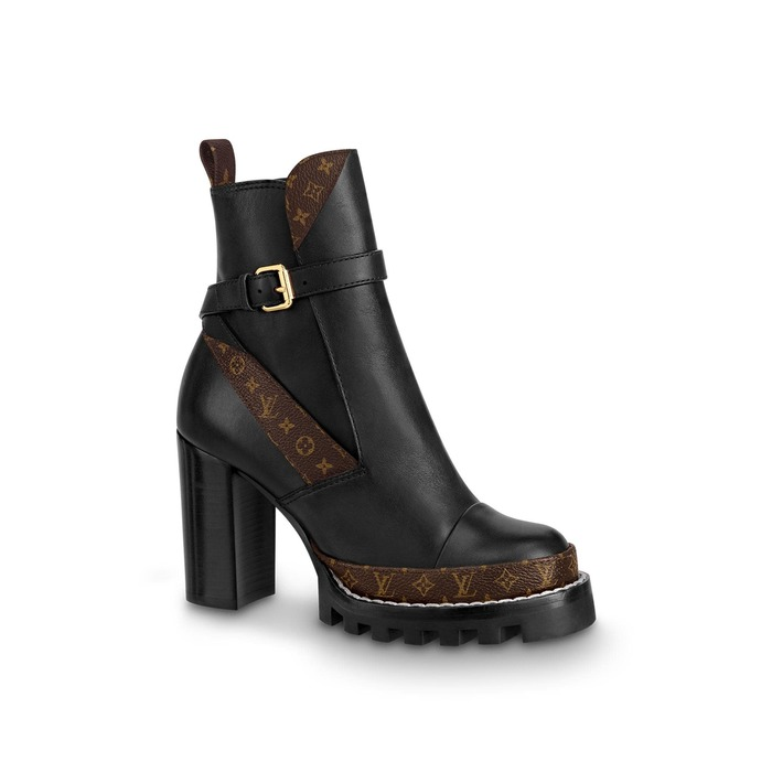 유럽직배송 루이비통 LOUIS VUITTON Star Trail Ankle Boots 1A5BHE