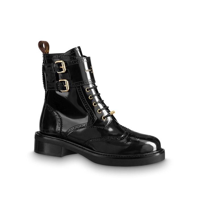 유럽직배송 루이비통 LOUIS VUITTON Midtown Ankle Boots 1A5NU3
