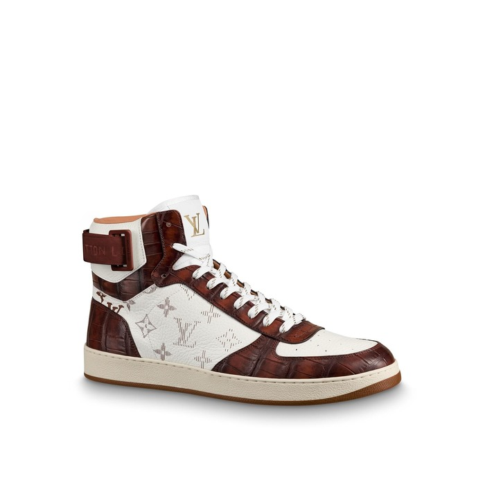 유럽직배송 루이비통 LOUIS VUITTON Rivoli Trainer Boots 1A5I2T