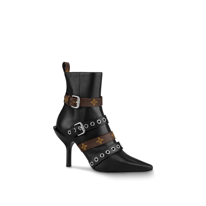 유럽직배송 루이비통 LOUIS VUITTON LV Janet Ankle Boots 1A67MD
