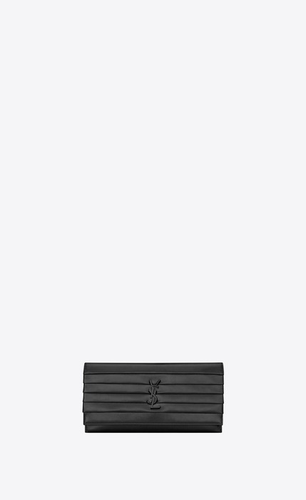 유럽직배송 입생로랑 SAINT LAURENT SMOKING clutch in patent leather 5931681LB0U1000