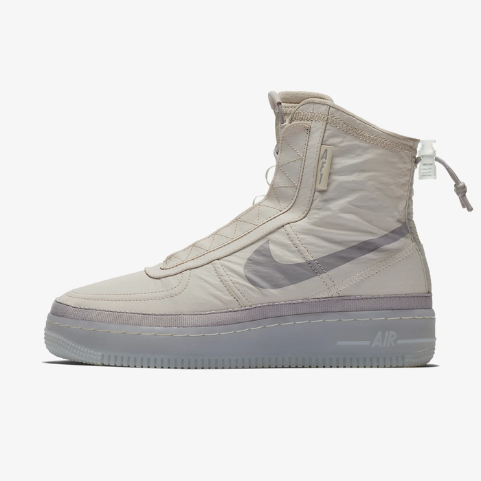 나이키 우먼스  에어포스 1 NIKE AIR FORCE 1 SHELL WOMEN'S SHOE BQ6096-002