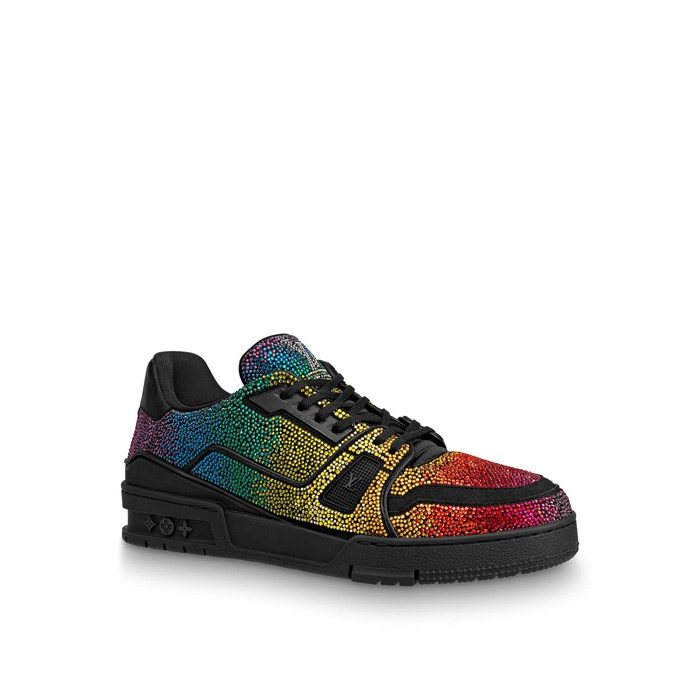 유럽직배송 루이비통 LOUIS VUITTON LV Trainers 1A5YLO