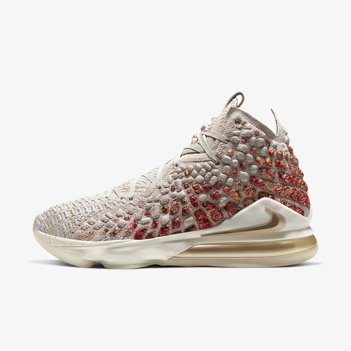 유럽직배송 나이키 NIKE LeBron 17 PRM Basketball Shoe CT3466-001