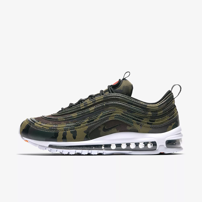 유럽직배송 나이키 NIKE Nike Air Max 97 Premium QS Men's Shoe AJ2614-200