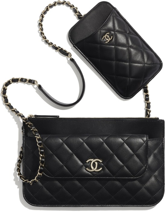 유럽직배송 샤넬 CHANEL Clutch With Chain AP1193B0279294305