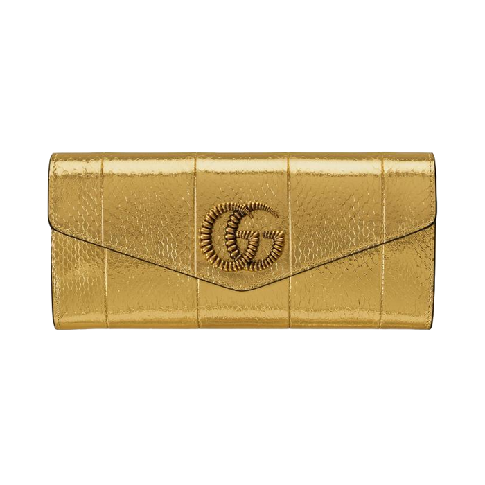 유럽직배송 구찌 클러치 GUCCI Broadway snakeskin clutch with Double G 594101L1N0T8000