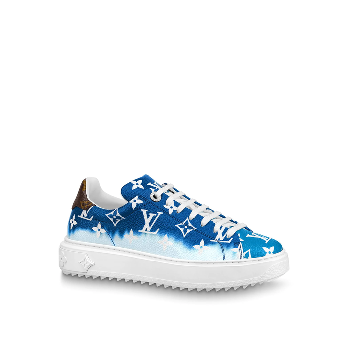 유럽직배송 루이비통 LOUIS VUITTON Exclusive Prelaunch - LV Escale Time Out Trainers 1A7UMD