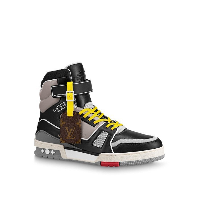 유럽직배송 루이비통 LOUIS VUITTON LV Trainer Boot 1A7RWJ