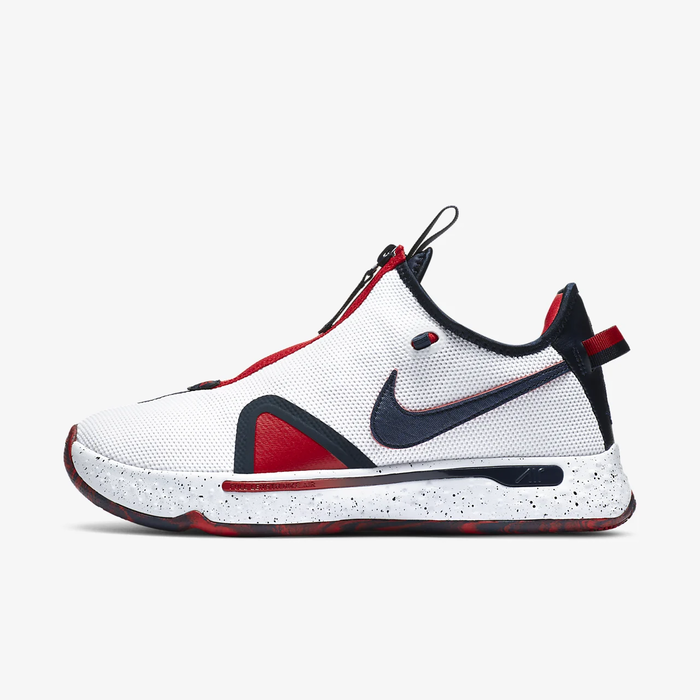 유럽직배송 나이키 NIKE PG 4 Basketball Shoe CD5079-101