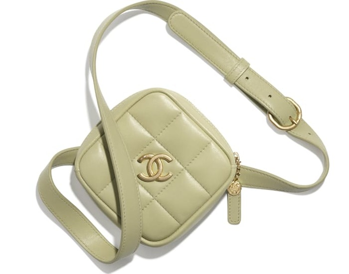 유럽직배송 샤넬 CHANEL Belt Coin Purse AP1863B04391N9315