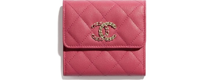 유럽직배송 샤넬 CHANEL Small Flap Wallet AP1840B04432N9310