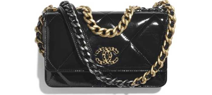 유럽직배송 샤넬 CHANEL CHANEL 19 Wallet on Chain AP0957B0458094305