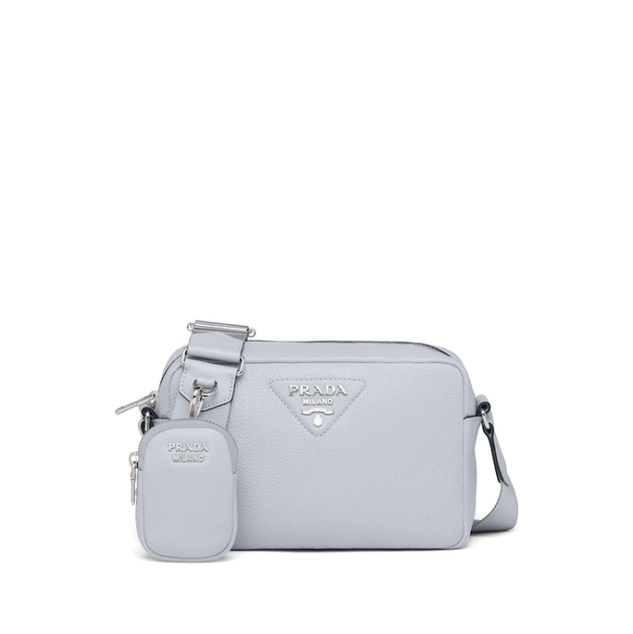 유럽직배송 프라다 레더 숄더백 PRADA LEATHER SHOULDER BAG 1BH182_2DKV_F010I_V_N9O