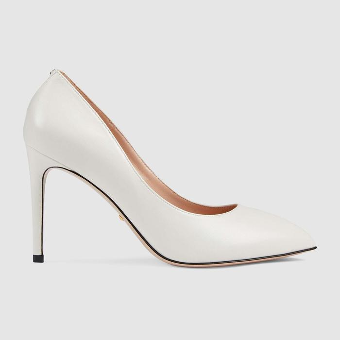 유럽직배송 구찌 GUCCI Gucci Women's stiletto pump 645389C9D009050