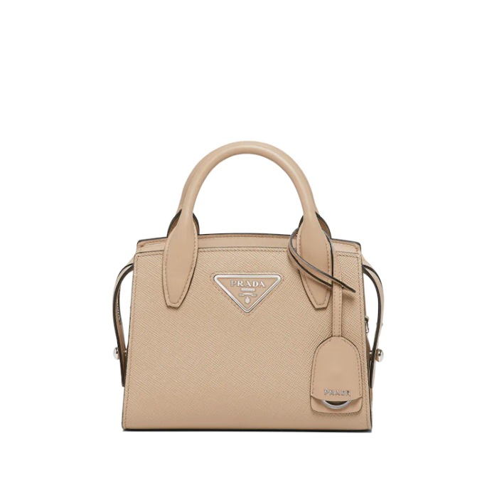 유럽직배송 프라다 사피아노 토트백 PRADA KRISTEN SMALL SAFFIANO LEATHER BAG 1BA269_2ERX_F0770_V_NO7