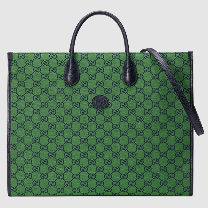 유럽직배송 구찌 GUCCI Gucci GG Multicolour large tote bag 6599802UZAN3368
