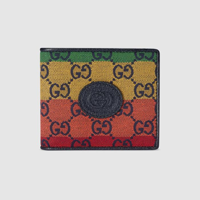유럽직배송 구찌 GUCCI Gucci GG Multicolour wallet 6575722U0AN4368