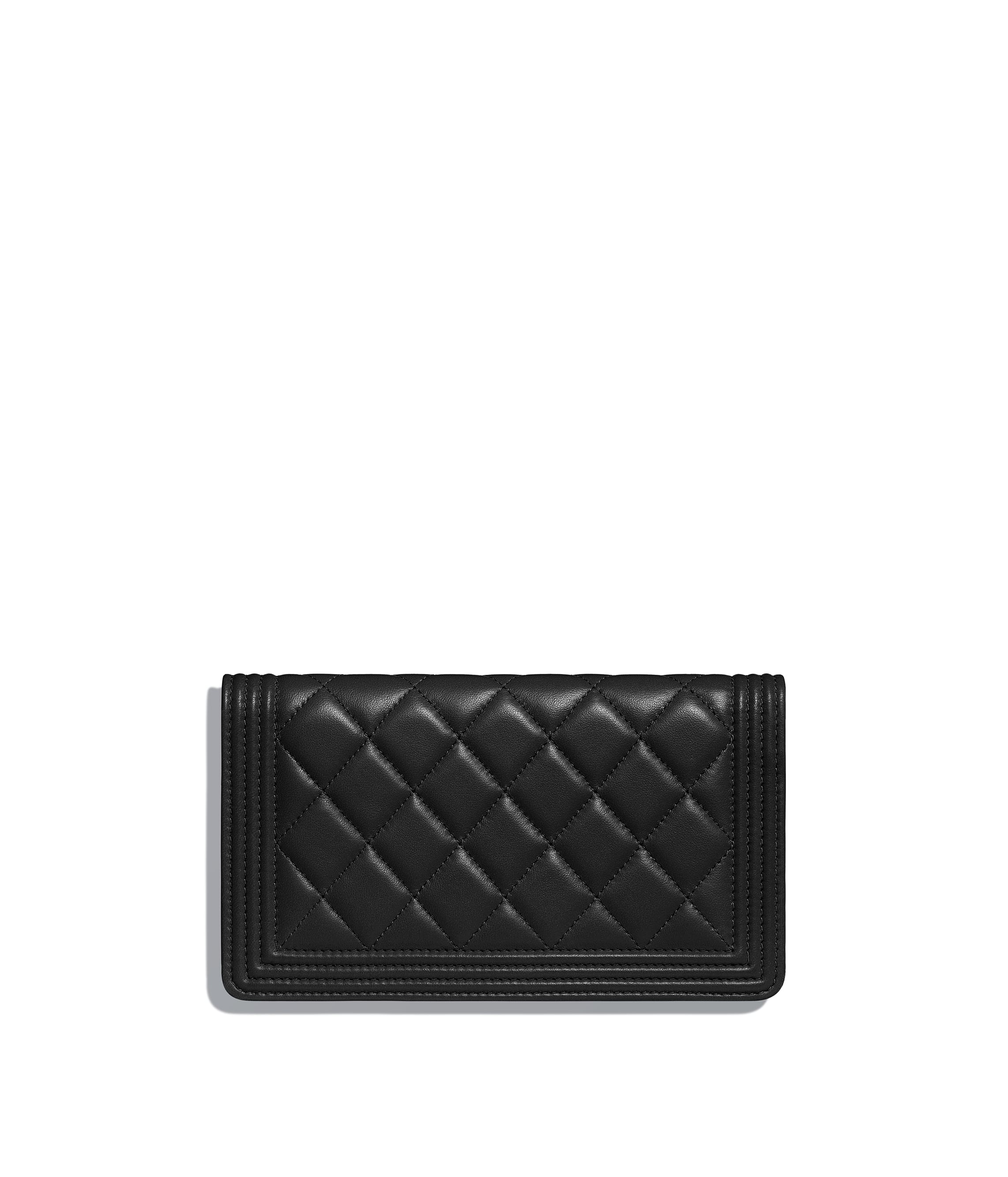 유럽직배송 샤넬 CHANEL BOY CHANEL Long Flap Wallet A80285Y0765994305