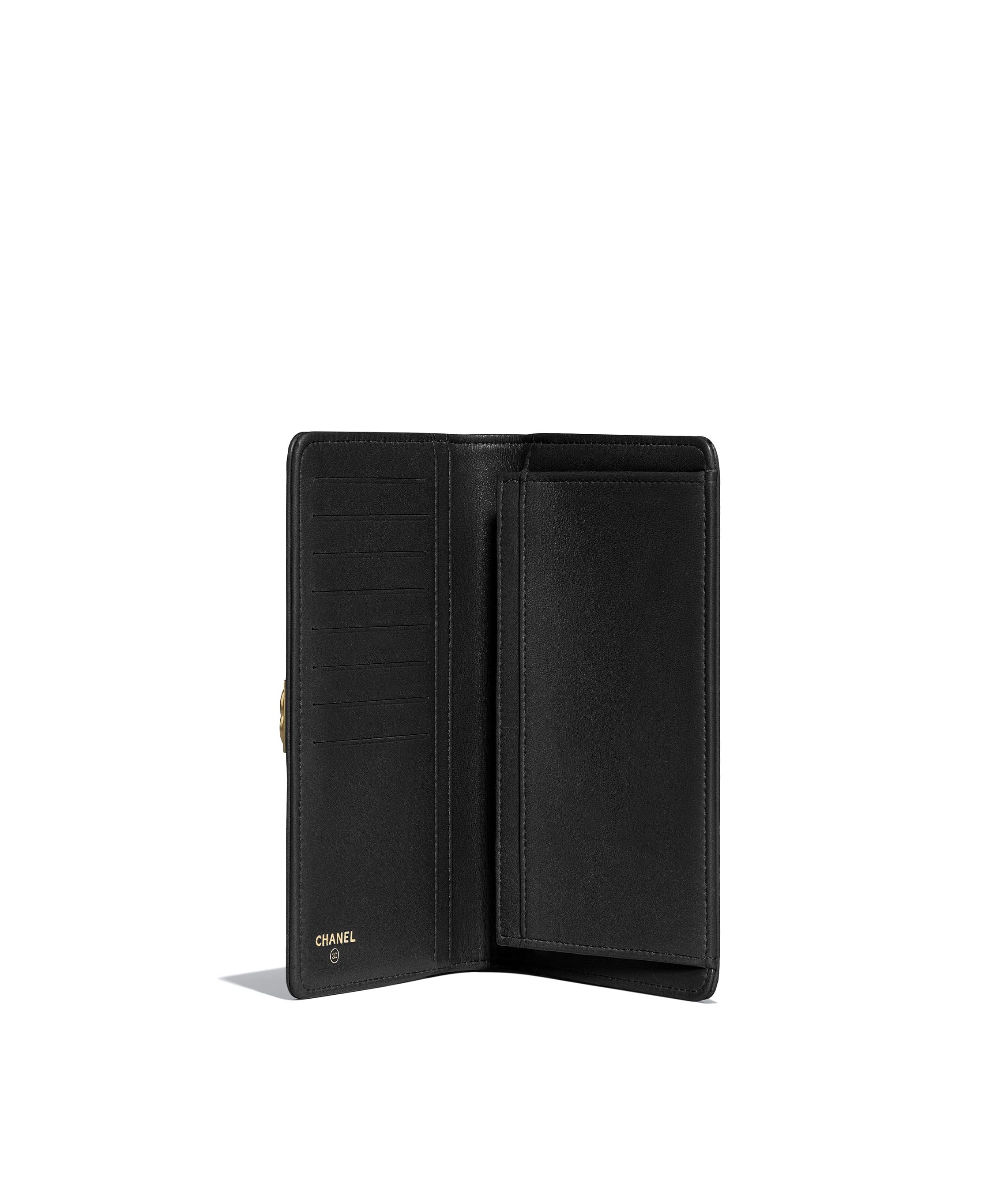 유럽직배송 샤넬 CHANEL BOY CHANEL Long Flap Wallet A80285Y0765994305