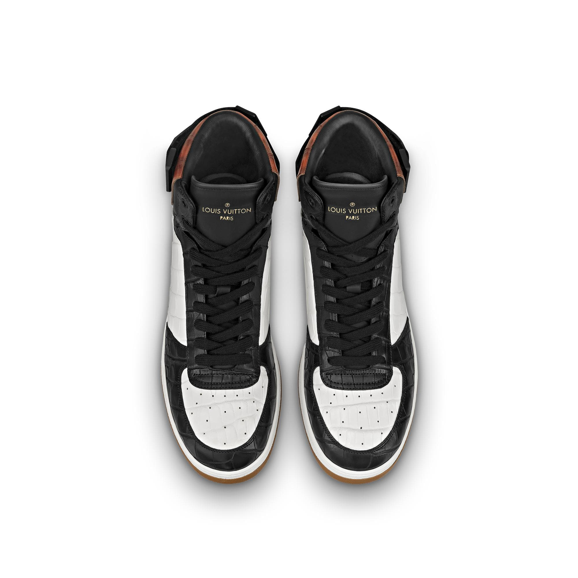 유럽직배송 루이비통 LOUIS VUITTON Rivoli Trainer Boot 1A4UFK