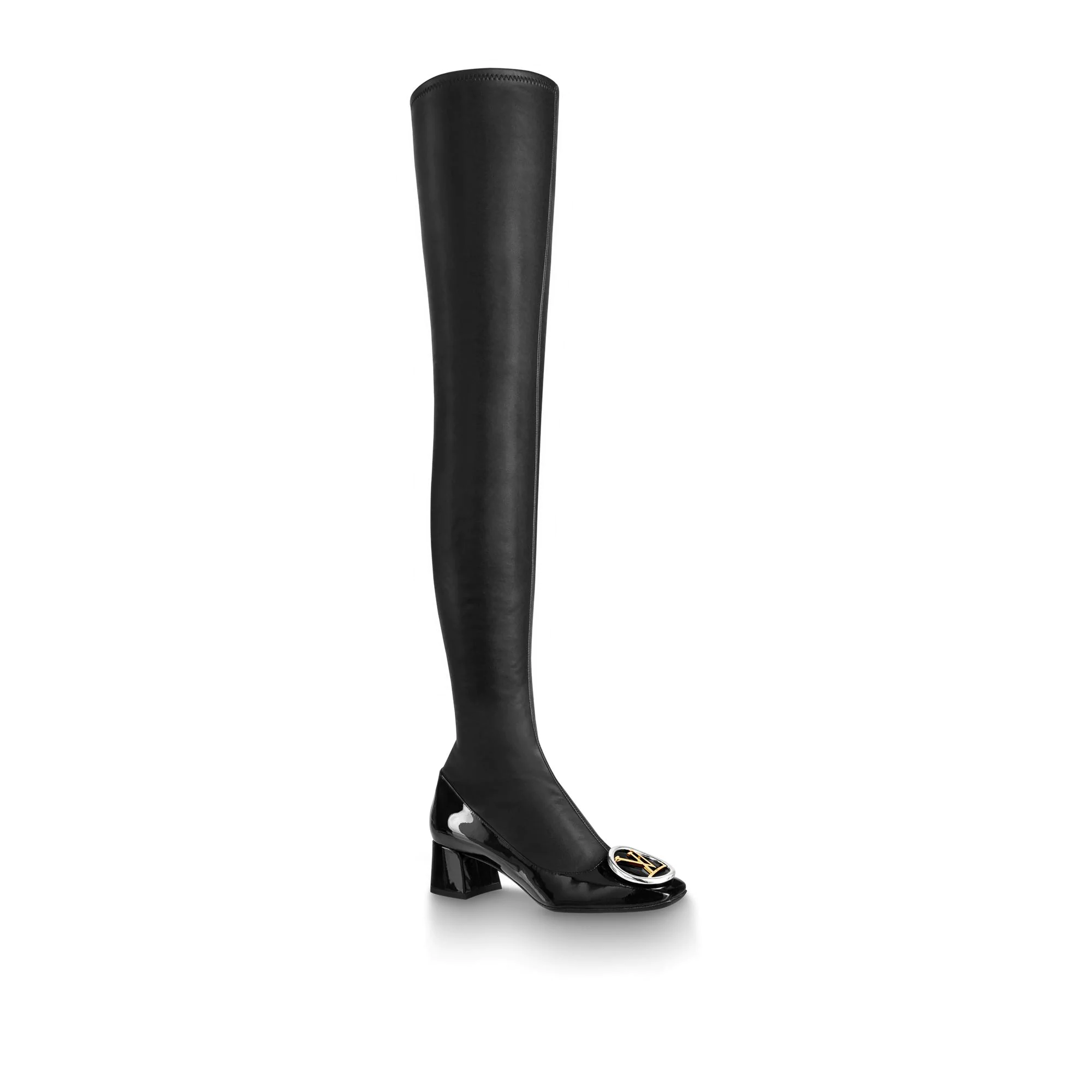 유럽직배송 루이비통 LOUIS VUITTON Madeleine Thigh Boots 1A5LSZ