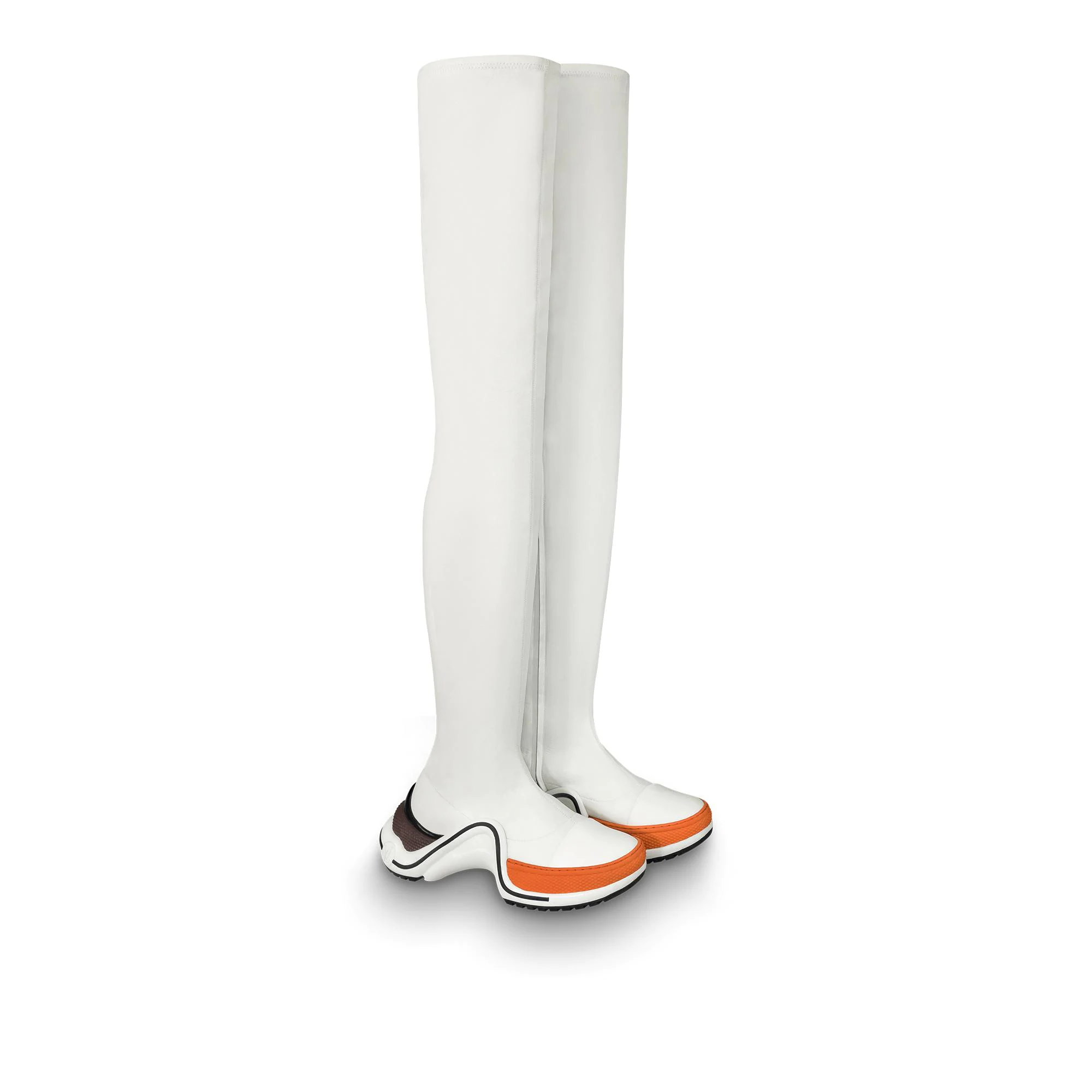 유럽직배송 루이비통 LOUIS VUITTON LV Archlight Flat Thigh Boot 1A52H4