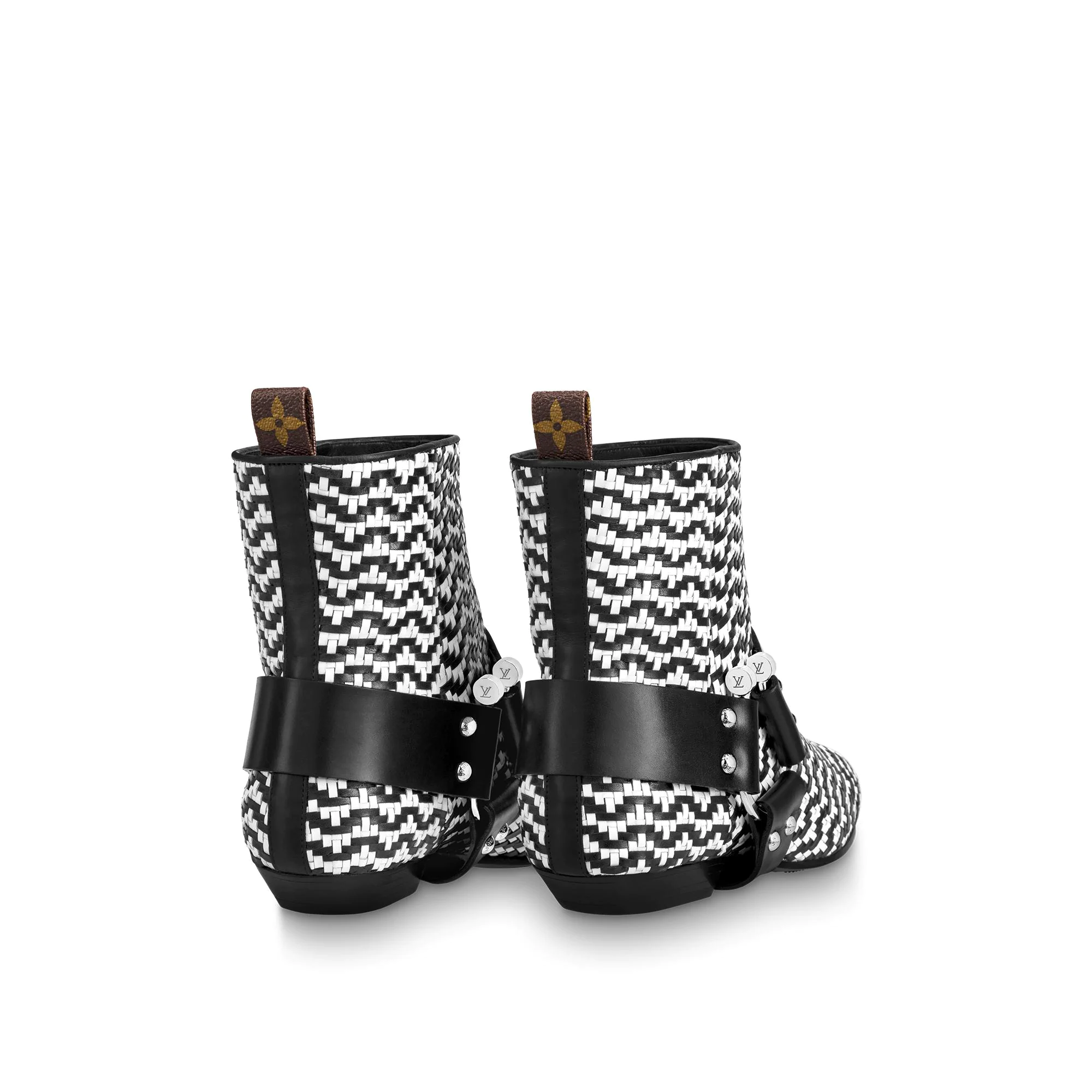 유럽직배송 루이비통 LOUIS VUITTON Rhapsody Ankle Boots 1A5SMX