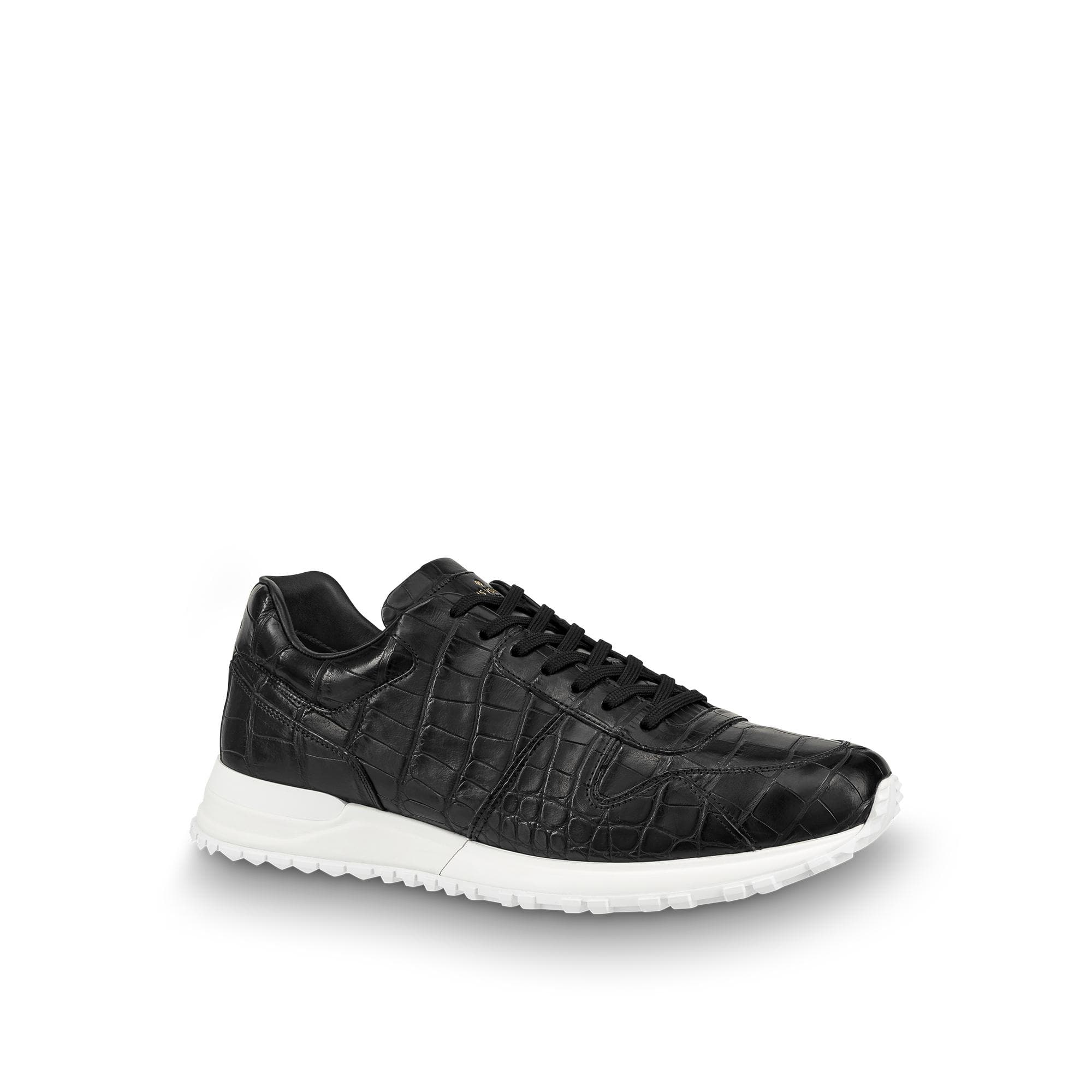 유럽직배송 루이비통 LOUIS VUITTON Run Away Trainer 1A4U4S