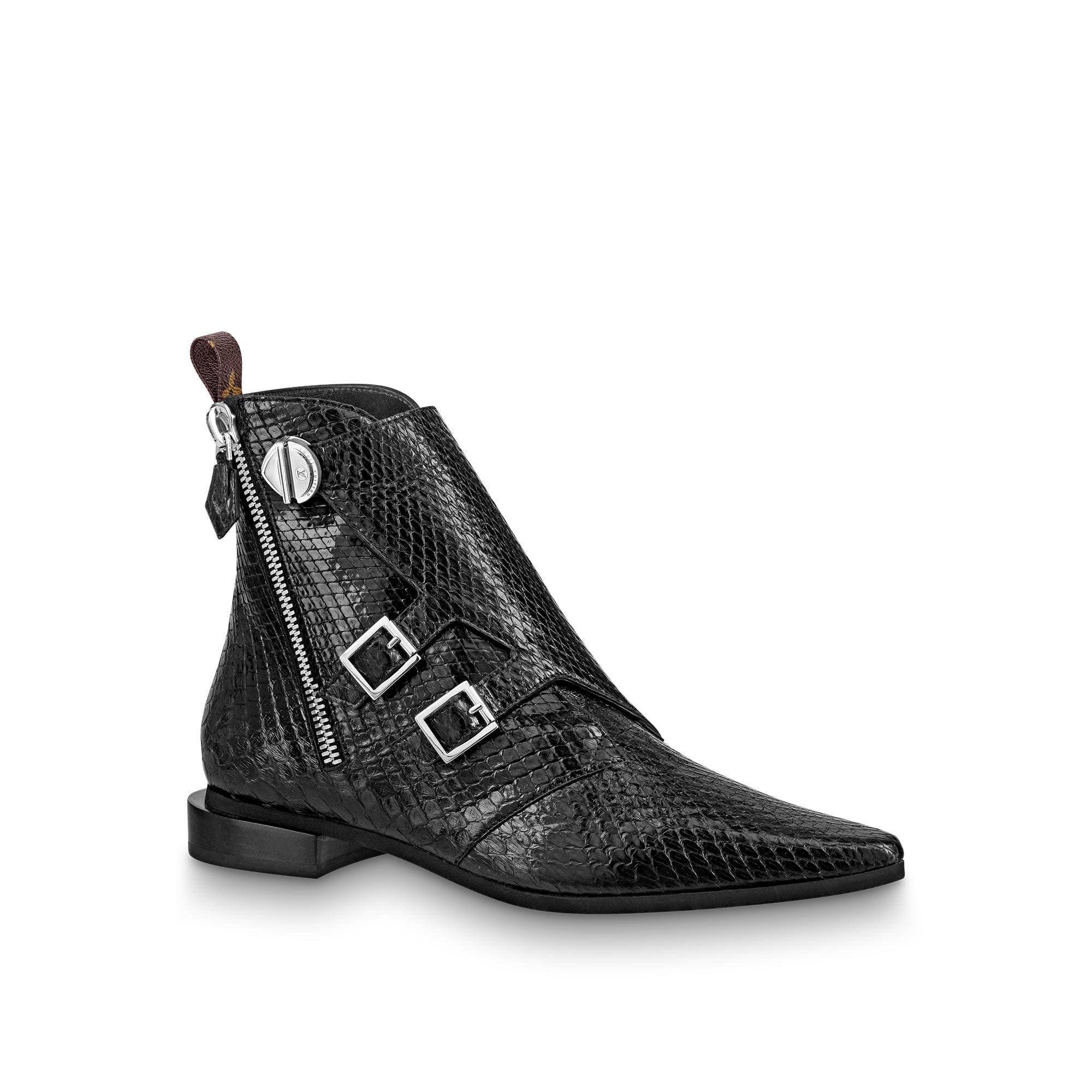 유럽직배송 루이비통 LOUIS VUITTON Jumble Flat Ankle Boot 1A57C9
