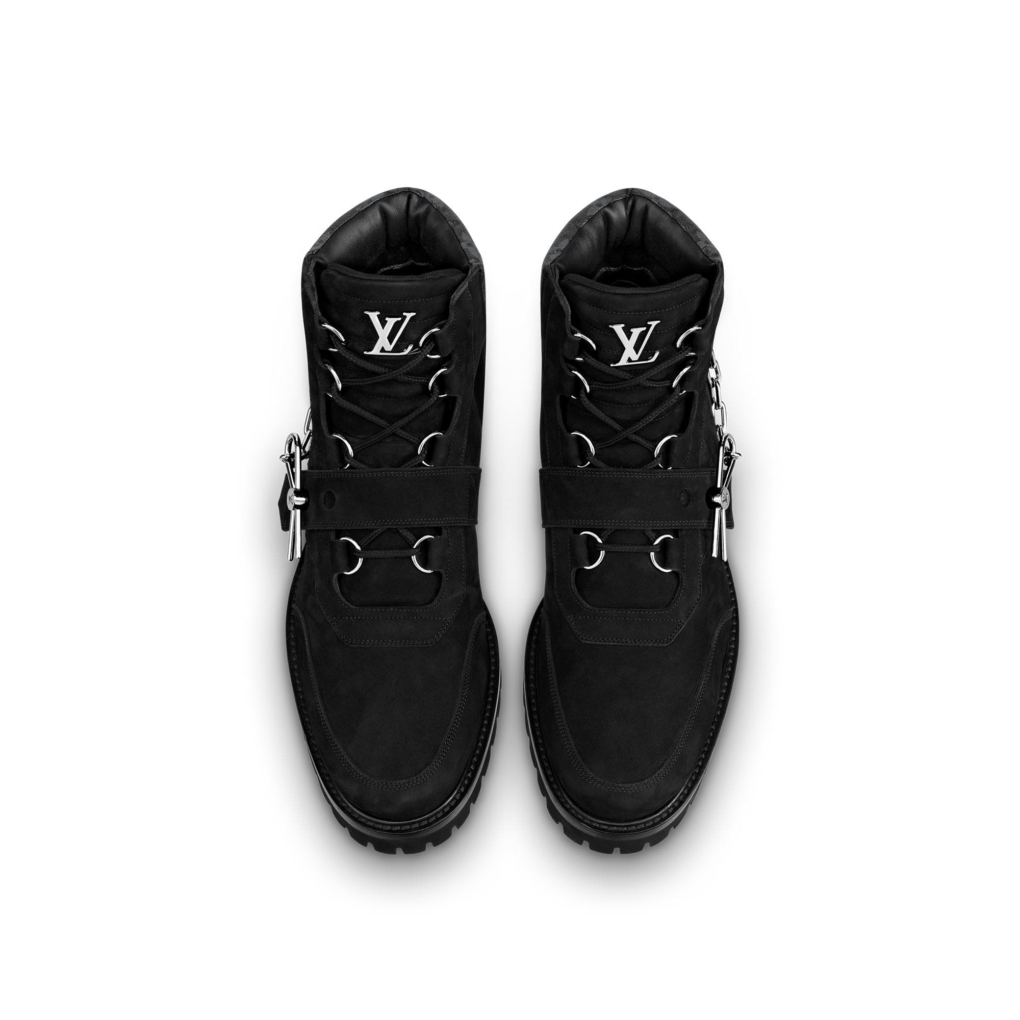 유럽직배송 루이비통 LOUIS VUITTON LV Creeper Ankle Boots 1A5AM8