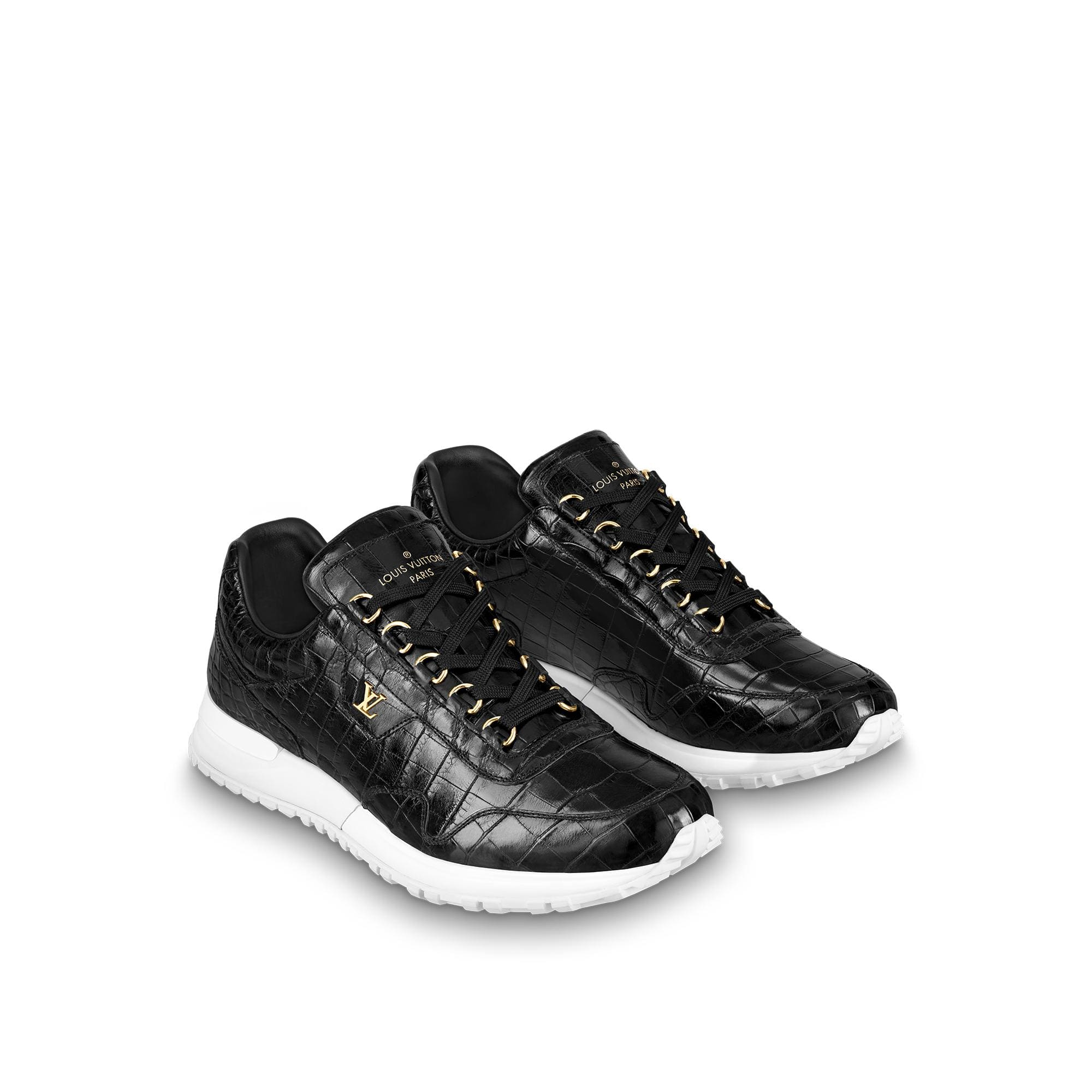 유럽직배송 루이비통 LOUIS VUITTON Run Away Trainer 1A4B73