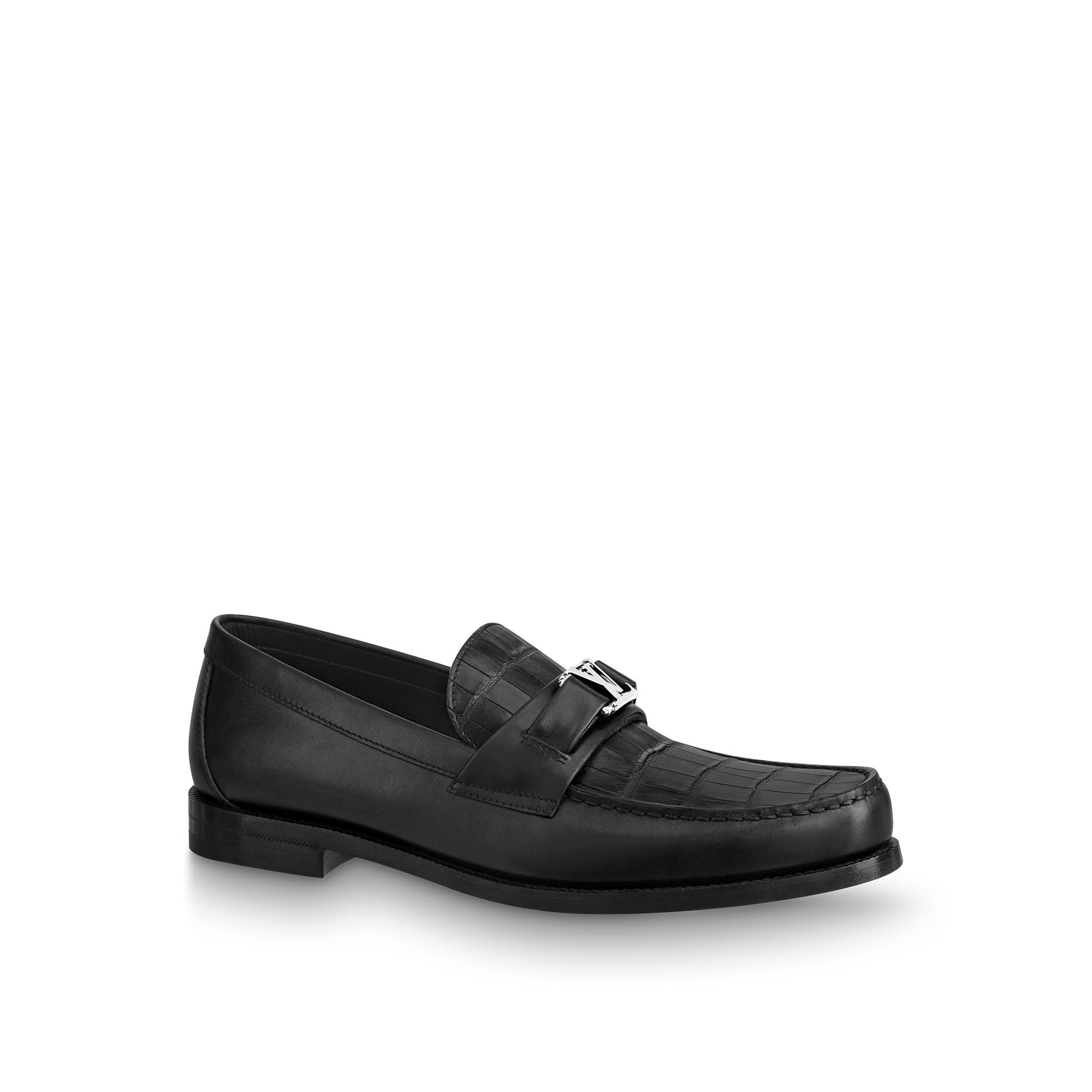 유럽직배송 루이비통 LOUIS VUITTON Major Loafers 1A5H9R