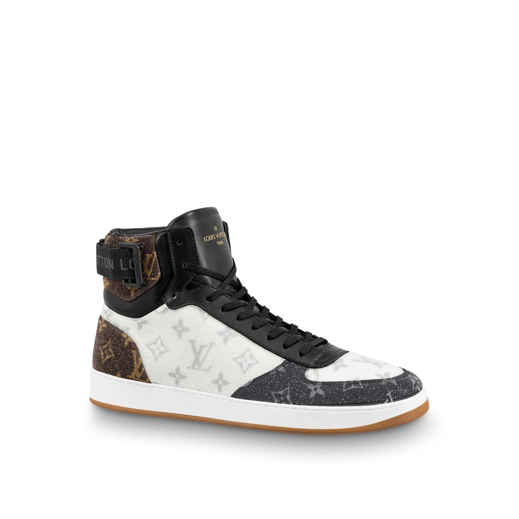 유럽직배송 루이비통 LOUIS VUITTON Rivoli Trainer Boot 1A4UG2