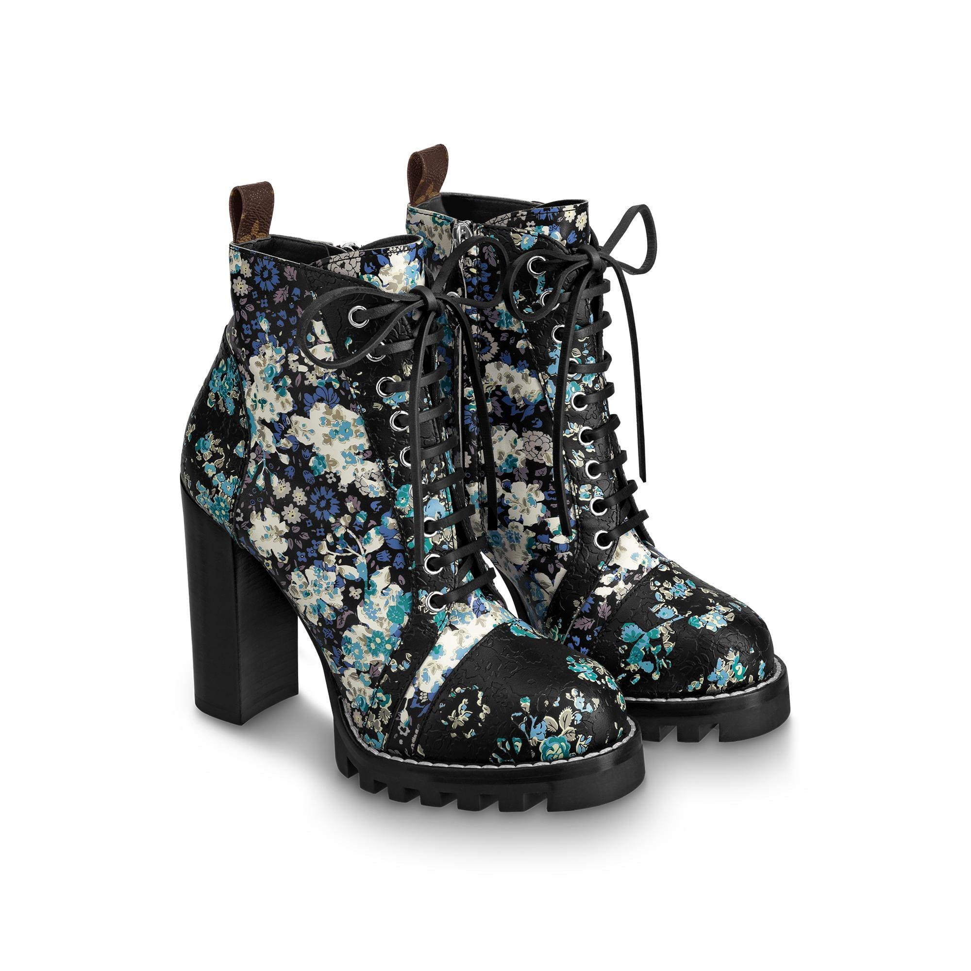 유럽직배송 루이비통 LOUIS VUITTON Star Trail Ankle Boots 1A5MZI