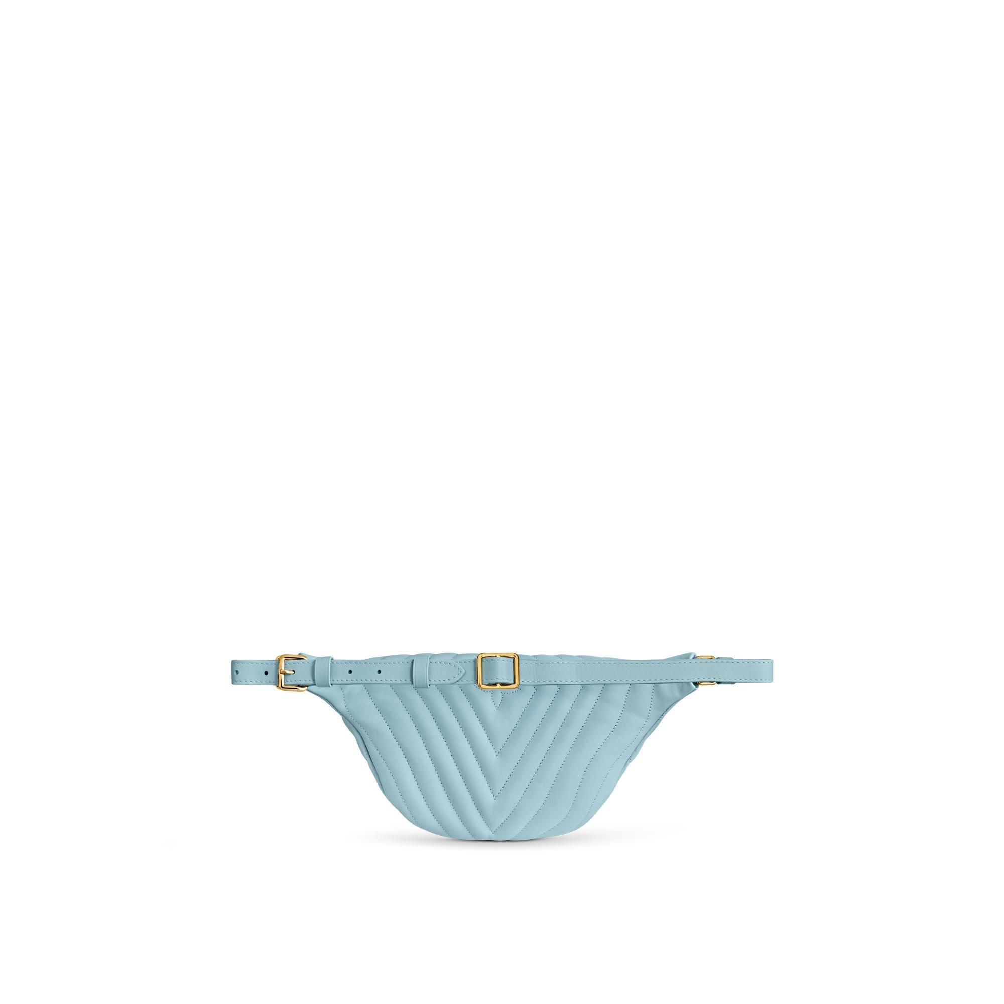 유럽직배송 루이비통 LOUIS VUITTON Louis Vuitton New Wave Bumbag M55331