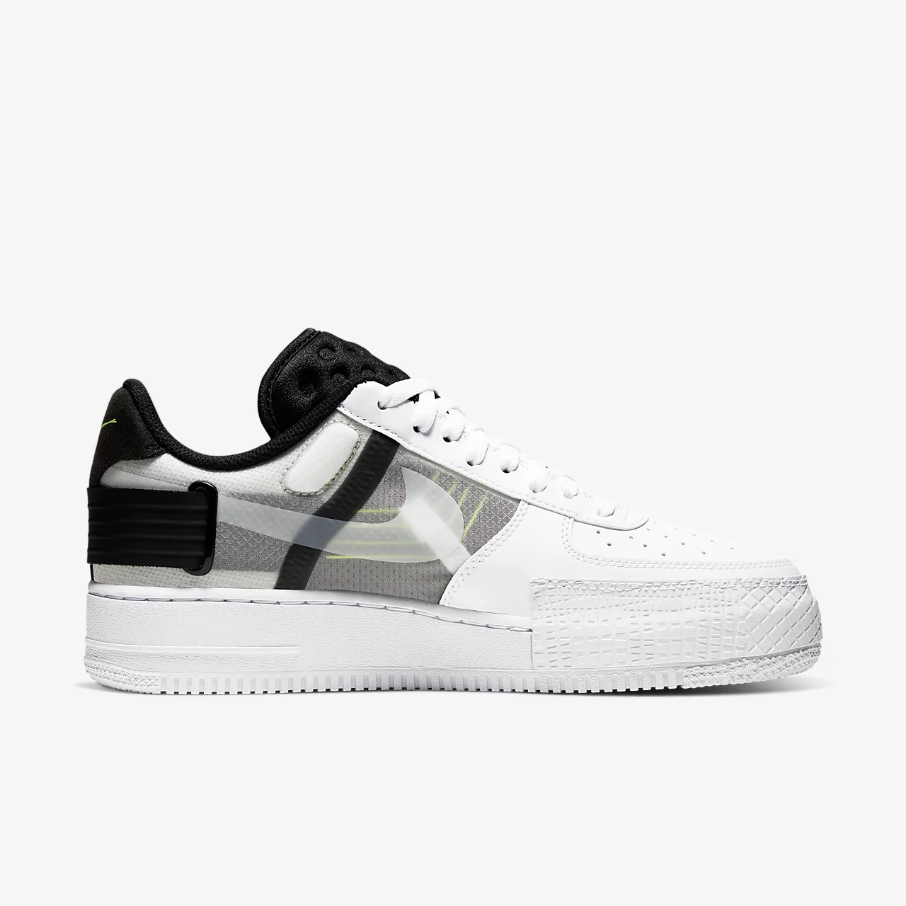 유럽직배송 나이키 NIKE Nike Air Force 1 Type Men's Shoe AT7859-101