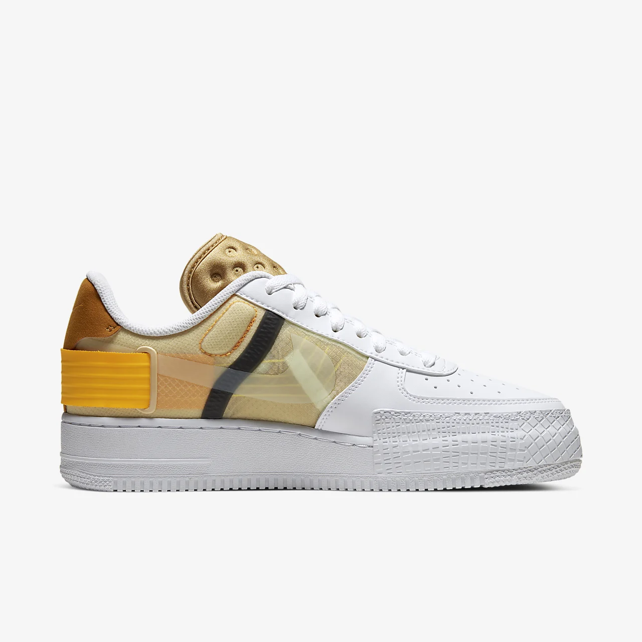 유럽직배송 나이키 NIKE Nike Air Force 1 Type Men's Shoe AT7859-100