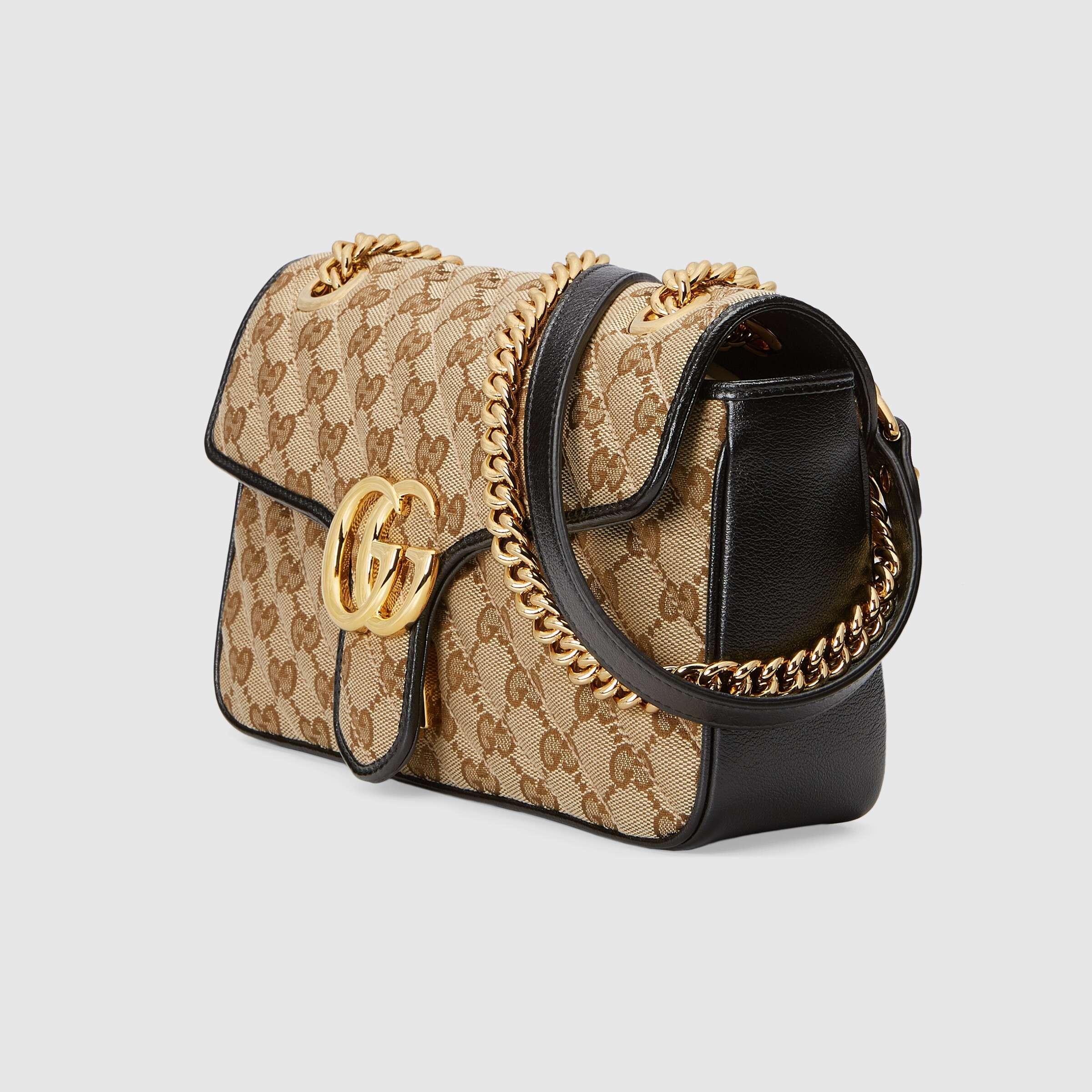 유럽직배송 구찌 GUCCI GG Marmont small shoulder bag 443497HVKEG9772