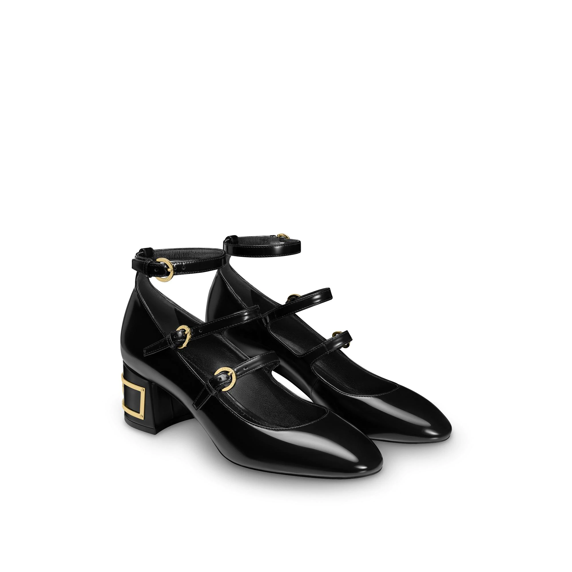 유럽직배송 루이비통 LOUIS VUITTON Bliss Multistrap Pumps 1A66HV