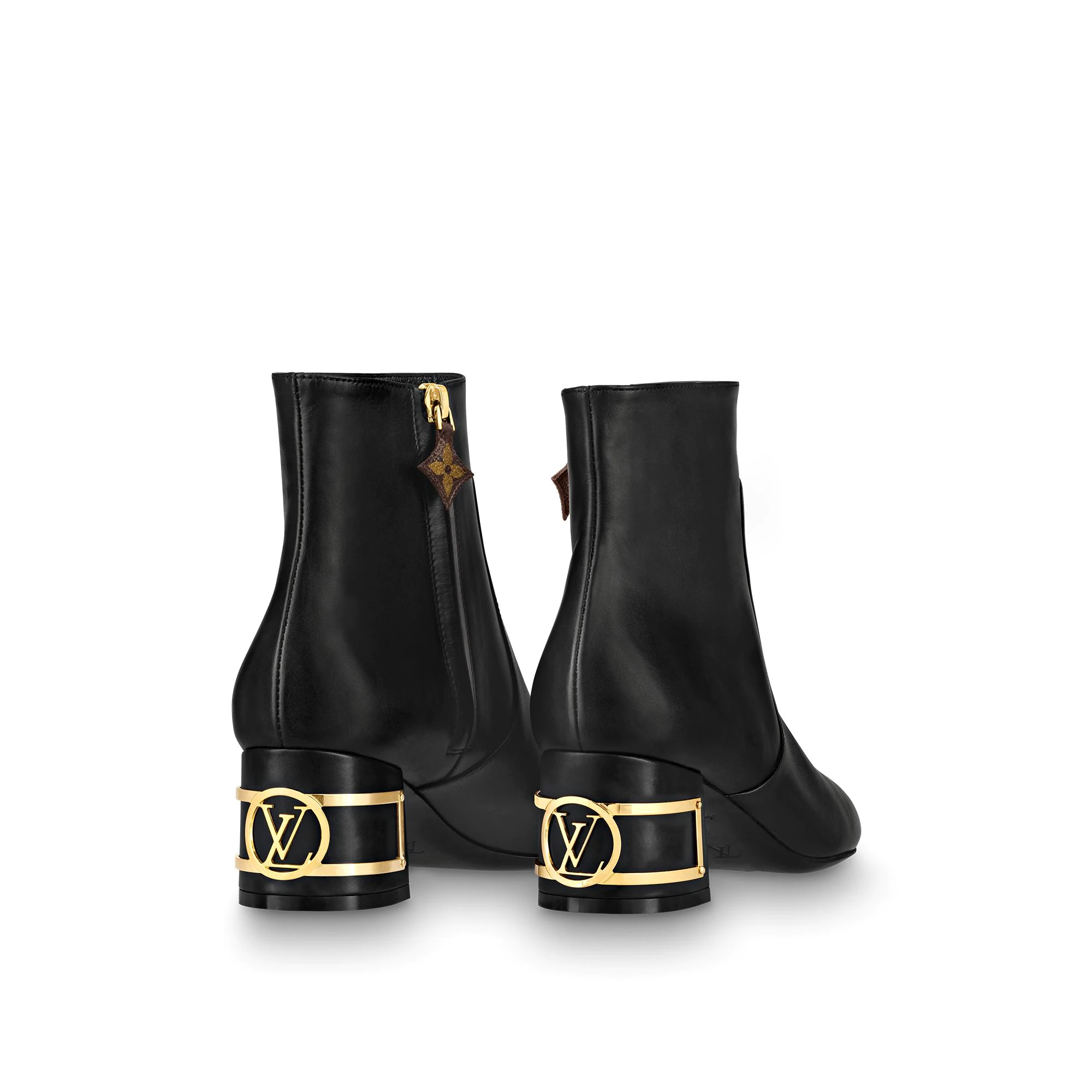 유럽직배송 루이비통 LOUIS VUITTON Bliss Ankle Boots 1A671H