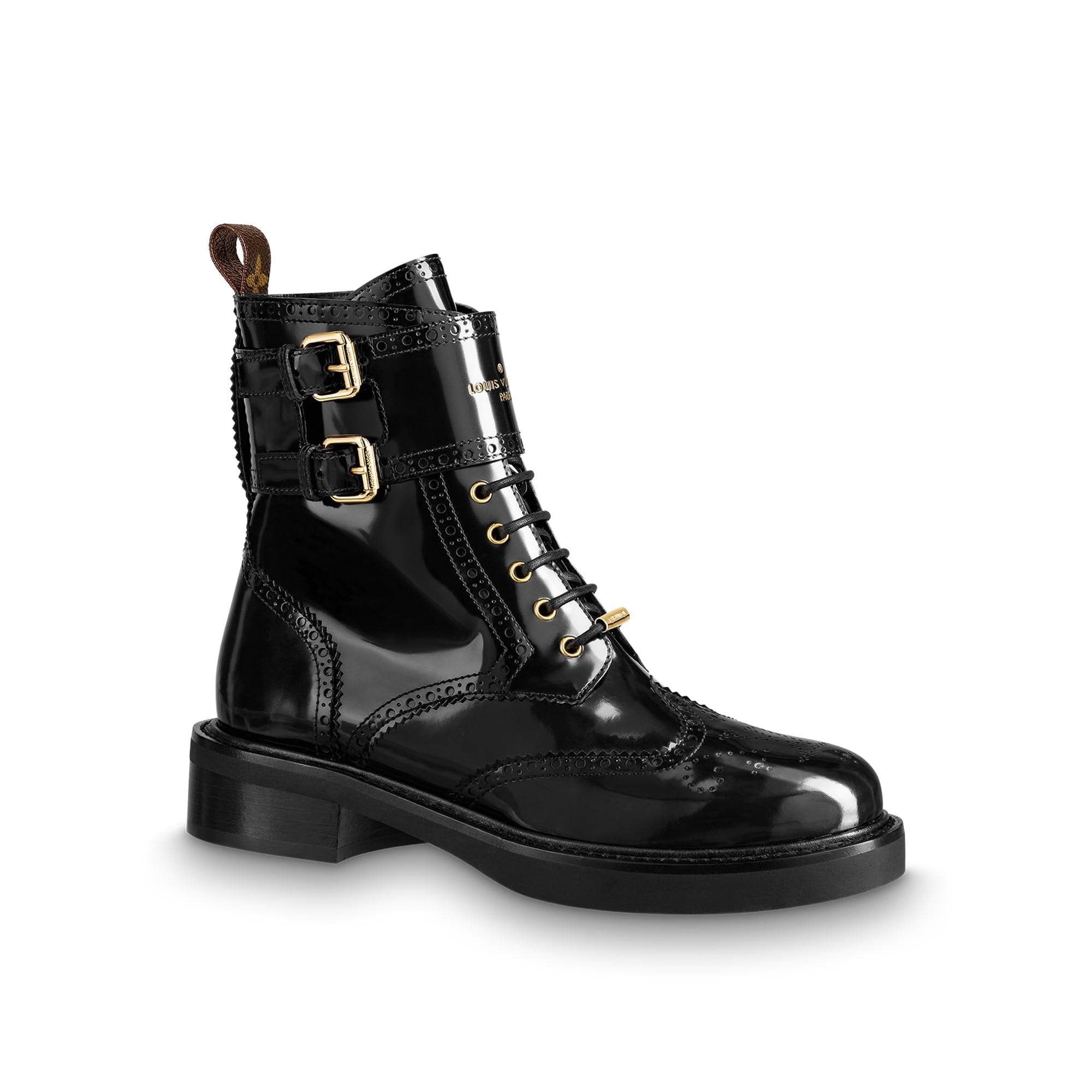유럽직배송 루이비통 LOUIS VUITTON Midtown Ankle Boots 1A5NU1