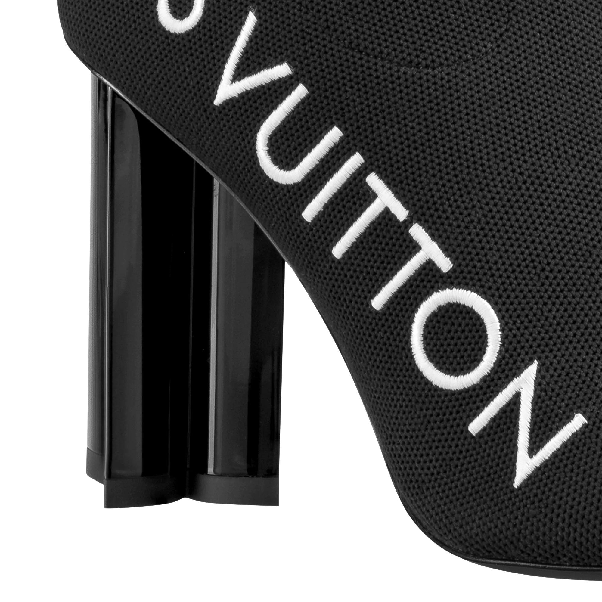 유럽직배송 루이비통 LOUIS VUITTON Silhouette Ankle Boots 1A5MJG