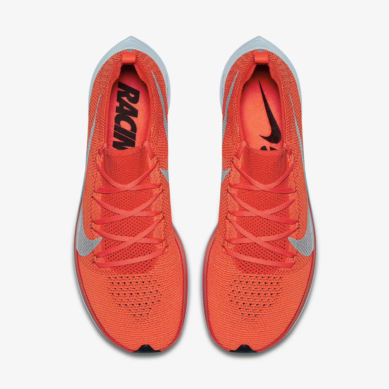 유럽직배송 나이키 NIKE Nike Vaporfly 4% Flyknit Running Shoe AJ3857-600