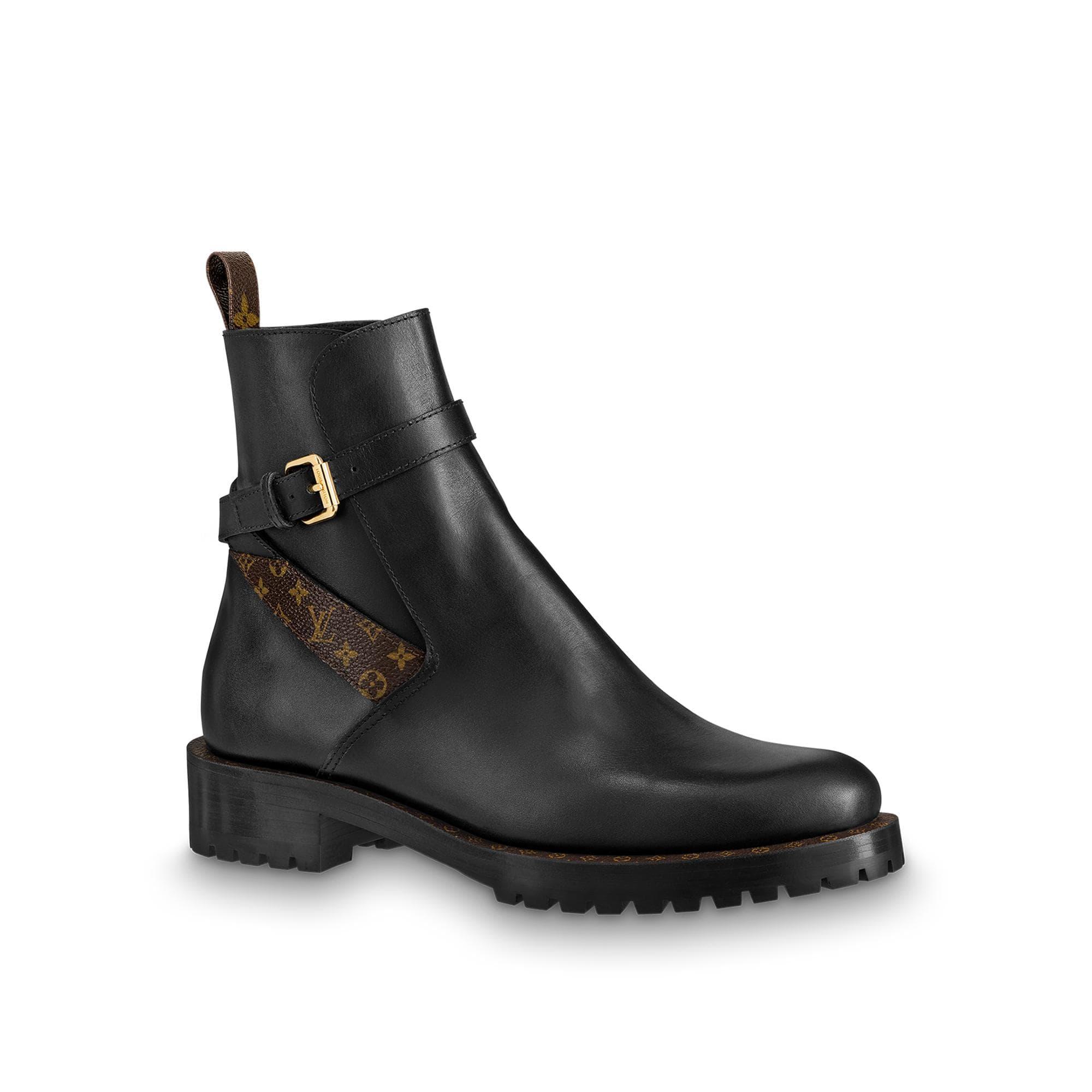 유럽직배송 루이비통 LOUIS VUITTON Discovery Ankle Boots 1A5LCR