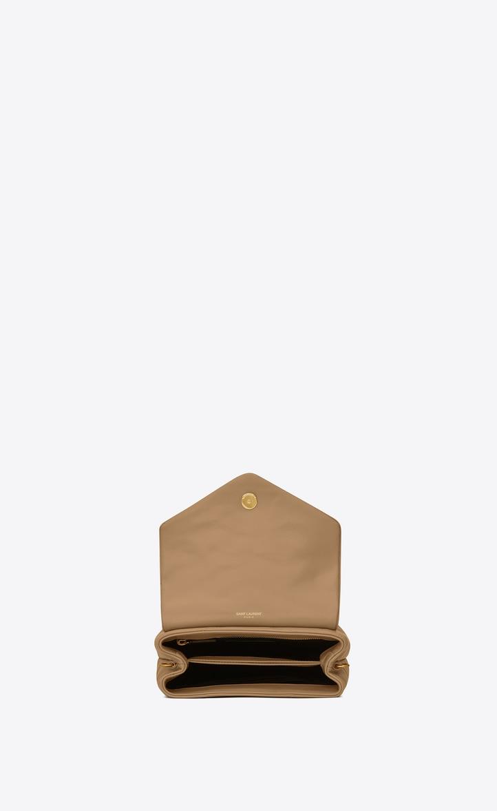 유럽직배송 입생로랑 SAINT LAURENT LOULOU toy bag in Y-quilted leather 467072DV7072643